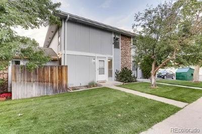 Denver Condo/Townhouse Active: 10001 East Evans Avenue #40C