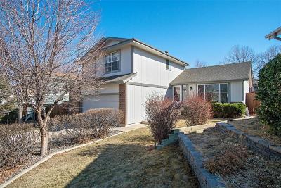 Cotton Creek Single Family Home Under Contract: 11084 Utica Court