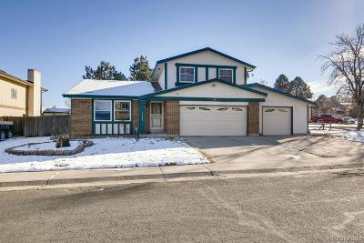 Westminster Single Family Home Active: 11062 Wolff Way