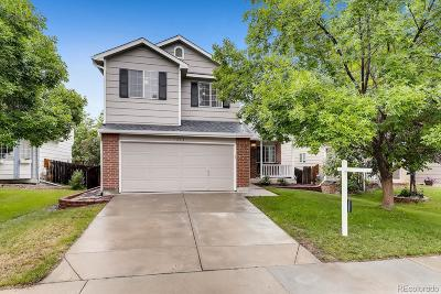 Broomfield Single Family Home Active: 12581 Dale Court