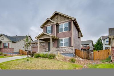Commerce City Single Family Home Active: 10250 Olathe Street