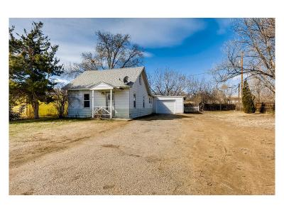 Wheat Ridge CO Single Family Home Active: $299,999