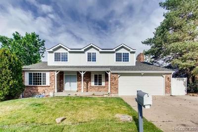 Centennial Single Family Home Active: 5481 South Salida Street