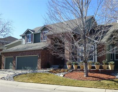 Highlands Ranch Single Family Home Under Contract: 384 Winterthur Way