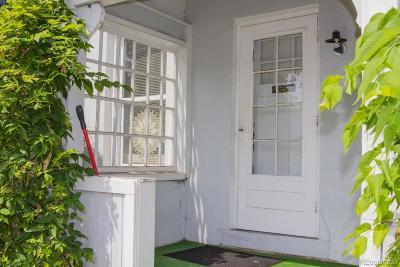 Denver Single Family Home Under Contract: 3263 Utica Street