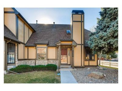 Aurora Condo/Townhouse Active: 18508 East Whitaker Circle #A