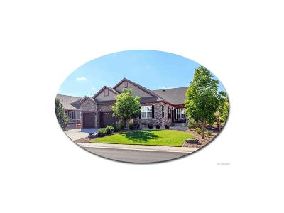 Parker CO Single Family Home Under Contract: $589,900