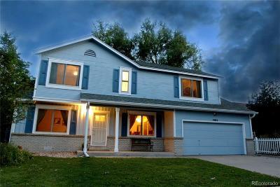 Denver Single Family Home Active: 3782 West Union Avenue