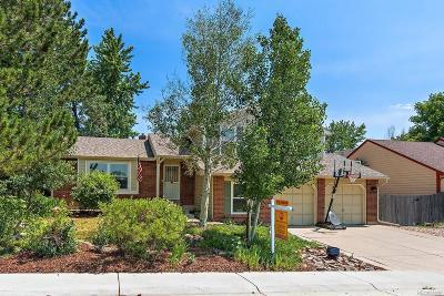 Littleton Single Family Home Active: 10368 West Roxbury Avenue