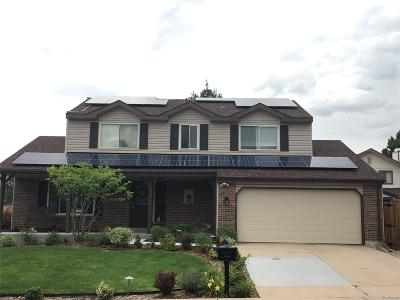 Aurora Single Family Home Under Contract: 2012 South Eagle Court