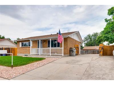 Denver Single Family Home Active: 14405 Pensacola Drive