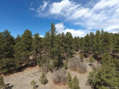 Franktown Residential Lots & Land Active: 11285 East Caribou Drive