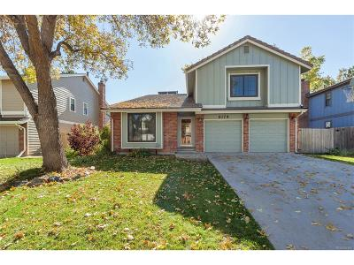Arvada Single Family Home Active: 8174 West 81st Drive