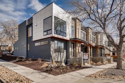 Denver Condo/Townhouse Active: 2487 West Caithness Place