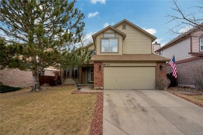 Arvada Single Family Home Active: 8187 Kline Street