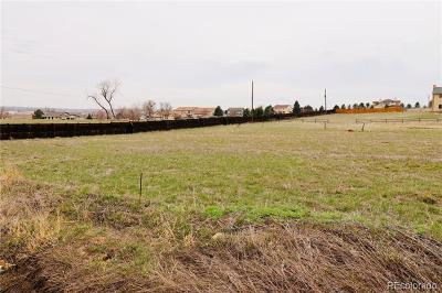 Westminster Residential Lots & Land Active: 7970 West 108th Avenue