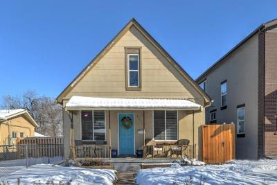 Denver Single Family Home Active: 4252 Quivas Street
