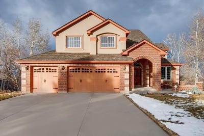 Arvada Single Family Home Under Contract: 12457 West 83rd Drive