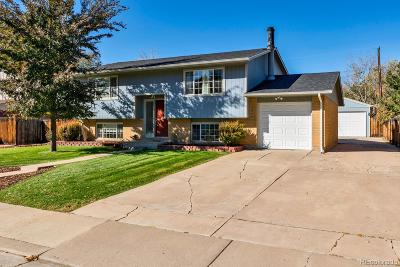 Denver Single Family Home Under Contract: 2767 South Quay Way