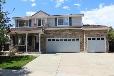 Commerce City Single Family Home Active: 9861 Chambers Drive