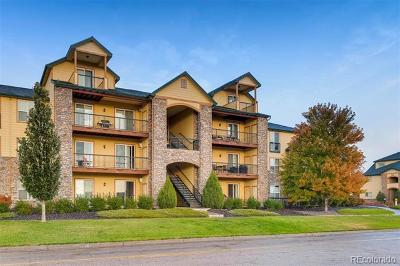 Englewood Condo/Townhouse Active: 7222 South Blackhawk Street #106