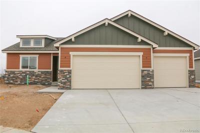 Ault Single Family Home Active: 690 Cimarron Trail