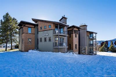 Steamboat Springs Condo/Townhouse Under Contract: 2955 Columbine Drive #211