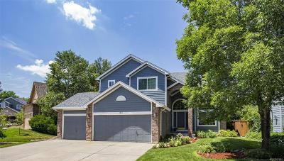 Lafayette Single Family Home Under Contract: 1676 Waneka Lake Trail