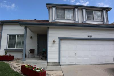 Highlands Ranch Single Family Home Active: 4693 Fenwood Drive
