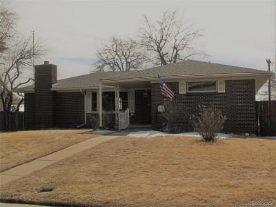 Broomfield Single Family Home Under Contract: 400 West 6th Avenue