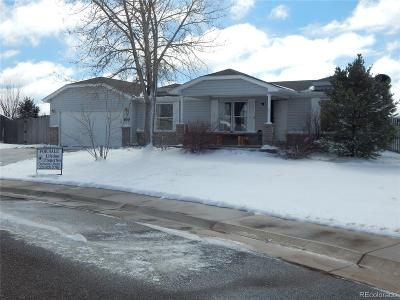 Kiowa Single Family Home Under Contract: 630 Shasta Court