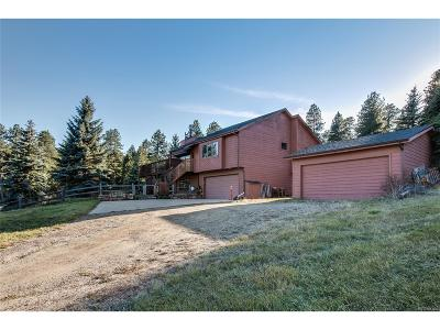 Evergreen Single Family Home Active: 6993 Silverhorn Drive