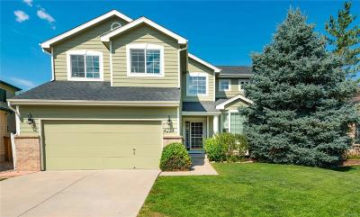 Highlands Ranch Single Family Home Active: 4223 Lark Sparrow Street
