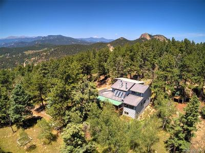 Conifer, Evergreen Single Family Home Active: 13430 Callae Drive