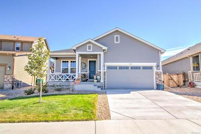 Castle Rock Single Family Home Active: 3328 Caprock Way