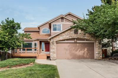 Highlands Ranch Single Family Home Active: 9152 Sugarstone Circle
