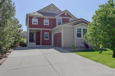 Castle Rock Single Family Home Active: 2482 Cactus Bloom Court