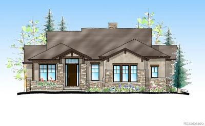 Castle Rock Single Family Home Under Contract: 672 Red Pass Lane
