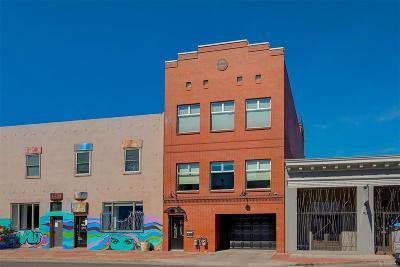 Denver Single Family Home Under Contract: 919 Santa Fe Drive