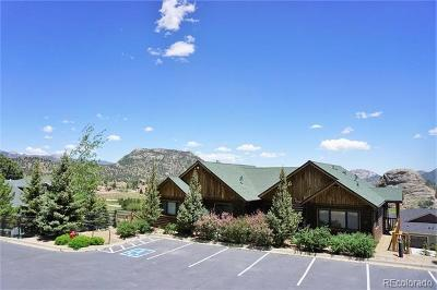 Estes Park Condo/Townhouse Active: 2625 Marys Lake Road #15A