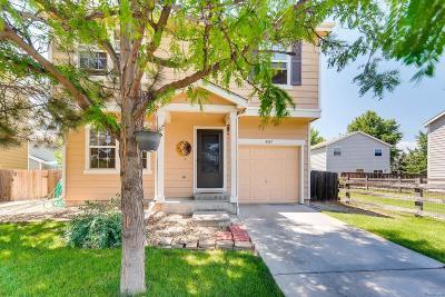 Denver Single Family Home Active: 4347 West Kenyon Avenue
