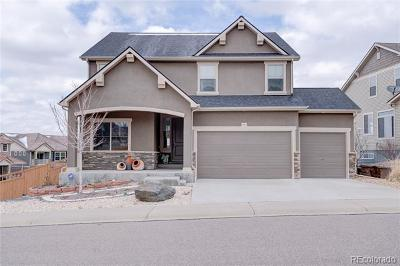 Castle Rock Single Family Home Active: 1125 Freedom Way