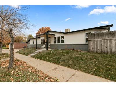 Denver Single Family Home Under Contract: 3470 West 42nd Avenue