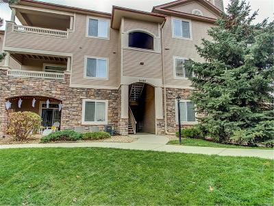 Littleton Condo/Townhouse Under Contract: 8496 South Hoyt Way #302