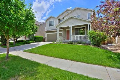 Henderson Single Family Home Active: 11455 Jamaica Street