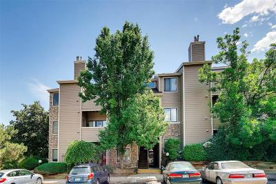 Littleton Condo/Townhouse Under Contract: 7474 South Alkire Street #301