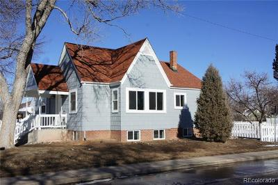 Englewood Single Family Home Active: 3796 South Sherman Street