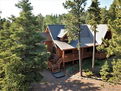 Westcliffe Single Family Home Active: 150 Pine Eagle Court