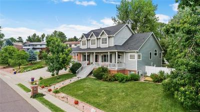 Arvada Single Family Home Active: 11773 West 76th Lane
