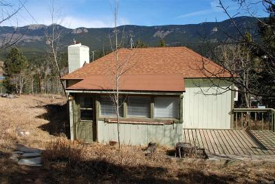 Park County Single Family Home Under Contract: 347 Lakeview Road